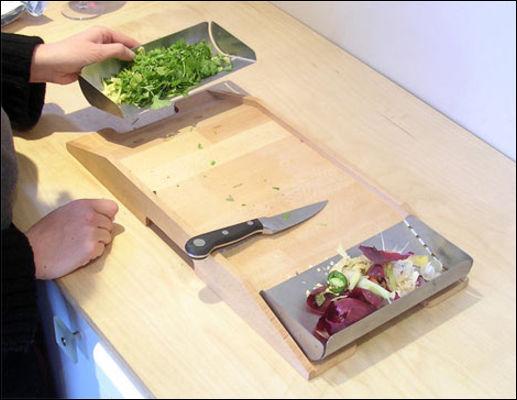 Как сделать доску для кухни
