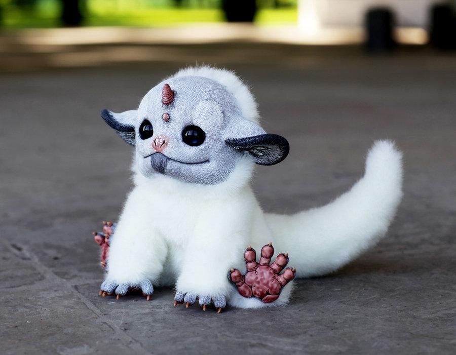 Самые необычные мягкие игрушки