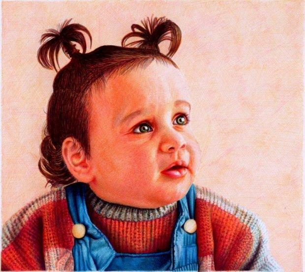 Фотографические рисунки Сэмюэля Сильвы - 20 работ