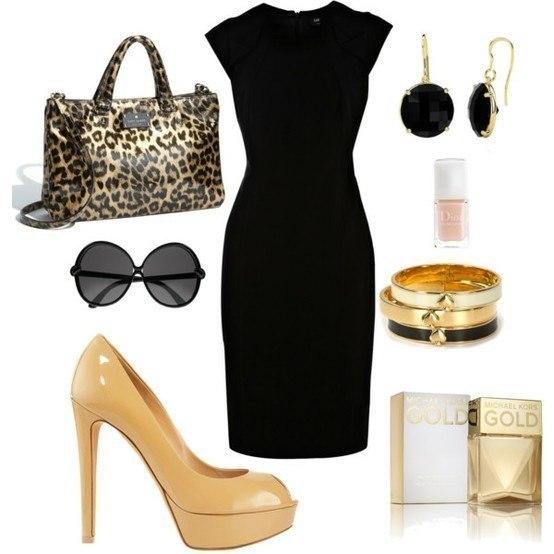 Что одевать вечером - 6 стильных образа
