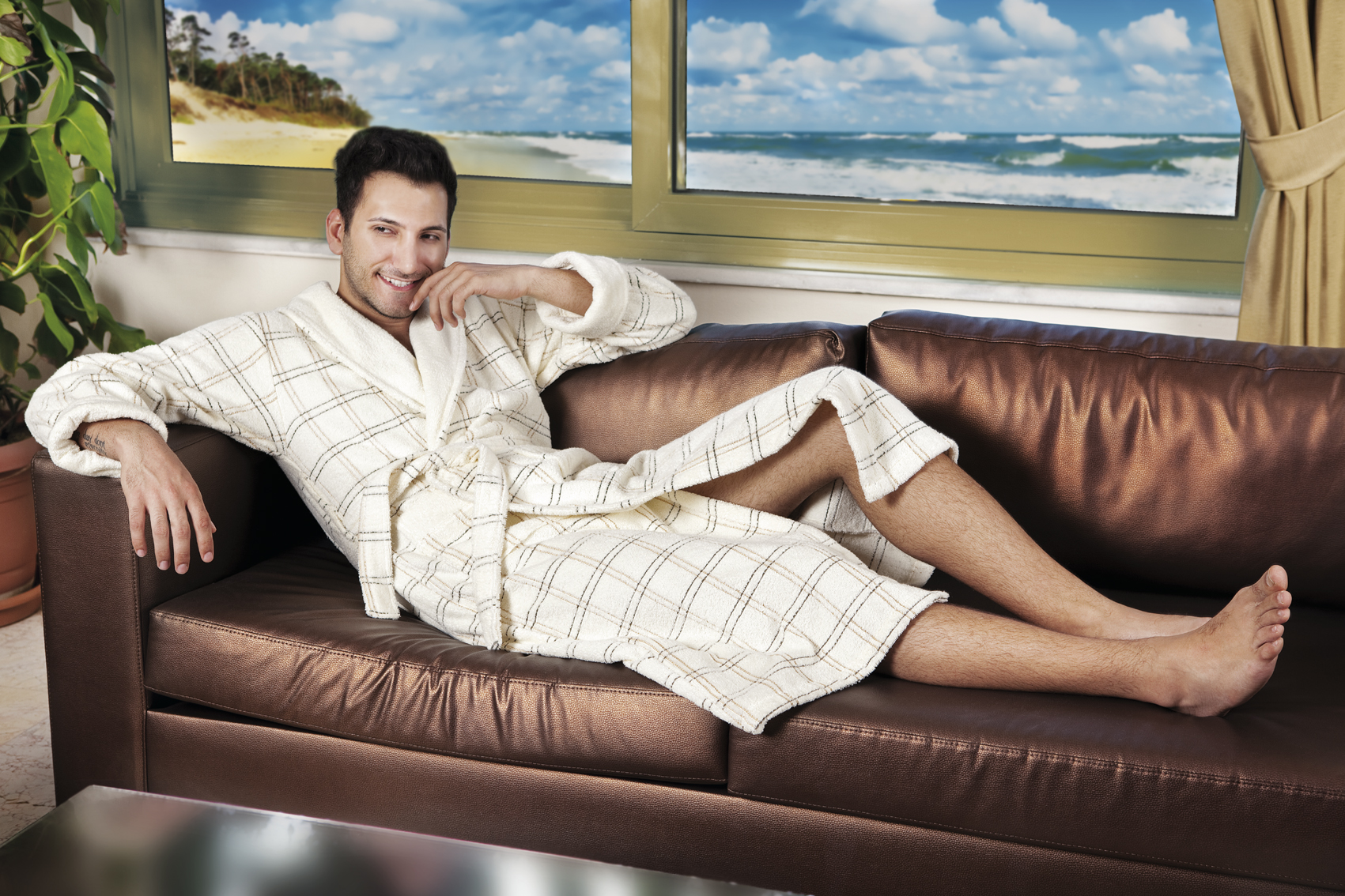 Как одеватся дома, когда вас никто не видит - Домашняя мода