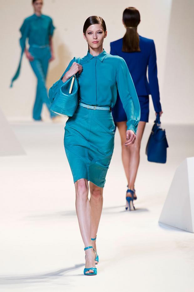 Стильные дизайнерские наряды - 9 моделей