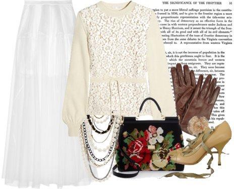 Модные наряды на всякий случай - 8 модных образа