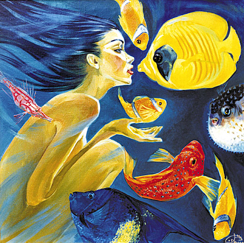 Картины Галлы Абдель Фаттах (Fattah Hallah Abdel) - 63 работы