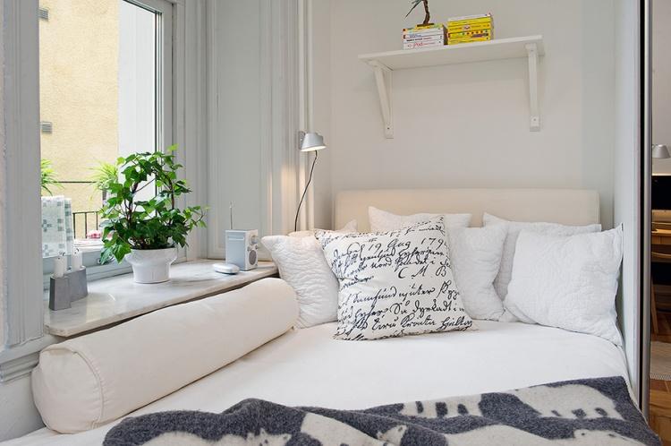 Творческие концепты спальной комнаты - 62 фото