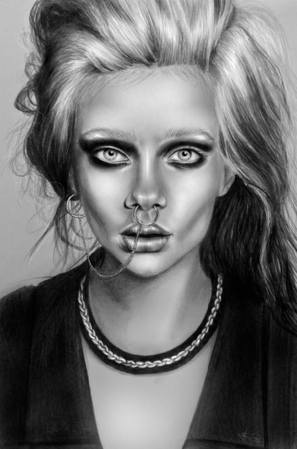 Фотореализм от Sandra Jawad