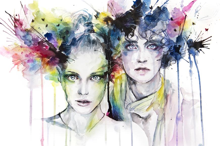 Иллюстрации от Сильвии Пелисеро (Silvia Pelissero)