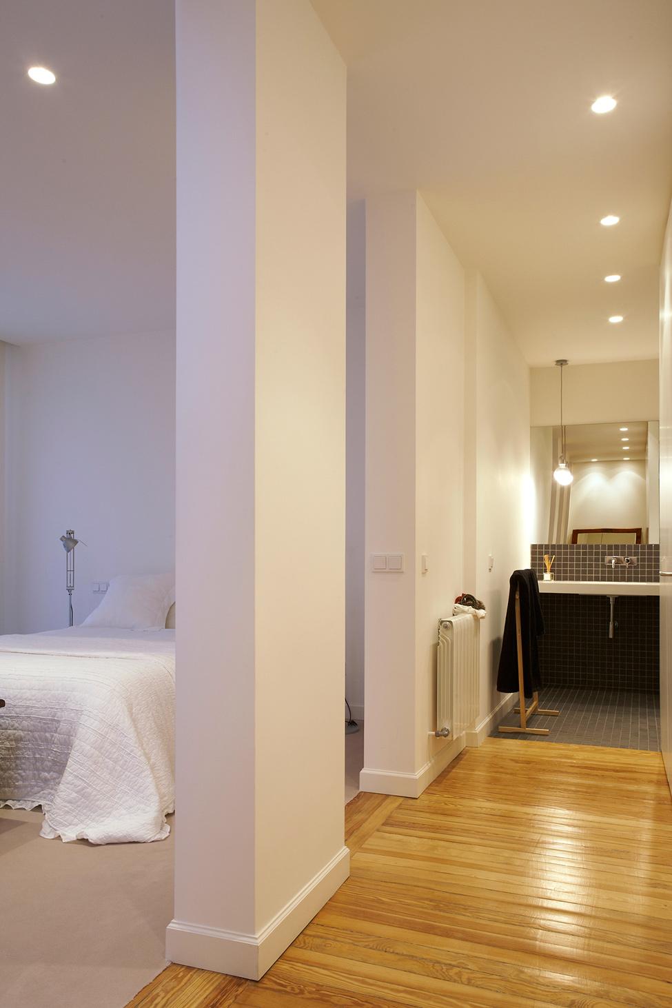 Интерьер квартиры в мадриде, 200 кв.м