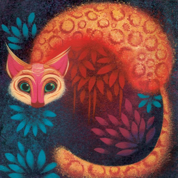 Lorena Alvarez Gómez художница из Колумбии - 31 работа