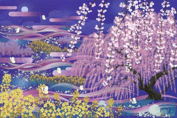 Иллюстратор Masayoshi Mizuho из Японии
