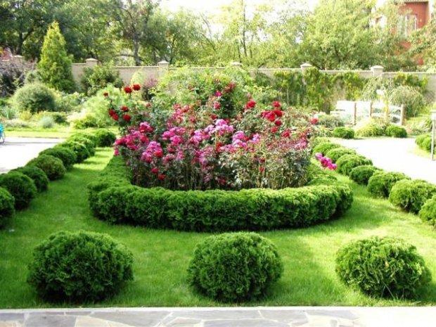 Как правильно оформить огород красиво