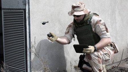 Черный Шершень – военный вертолет-дрон, который помещается в руке