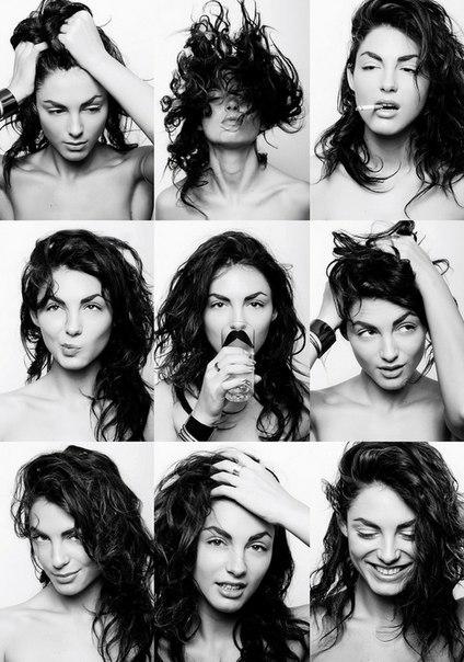 Идеи фотографии портрета