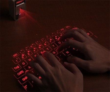 Проекционная клавиатура Celluon Magic Cube
