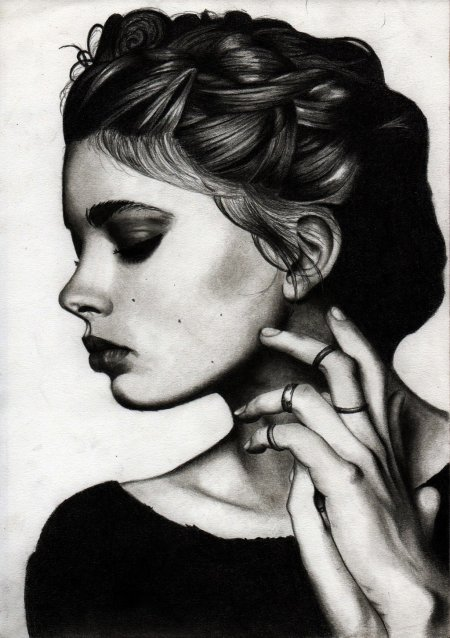 Рисунки карандашом от Gianluca Mondillo - 29 работ