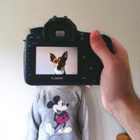 Идея для прикольной фотографии