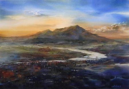 Акварельная живопись молодого тайваньского художника  Lin Ching Che – 27 работ