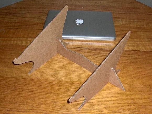 Подставке для ноутбука своими руками