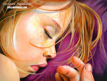 Совершенство реальности-Christina Papagianni 72 работы