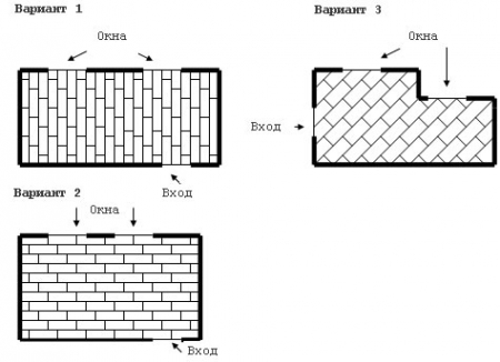 Правила и технология укладки ламината