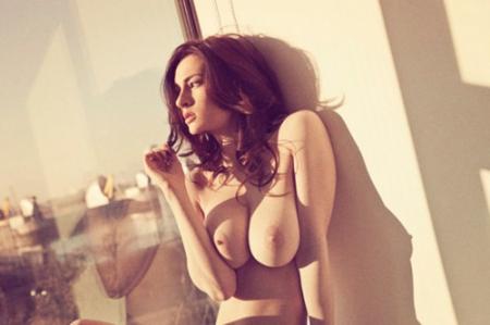 Beautiful Girls Without Bras - 52 фото 18+