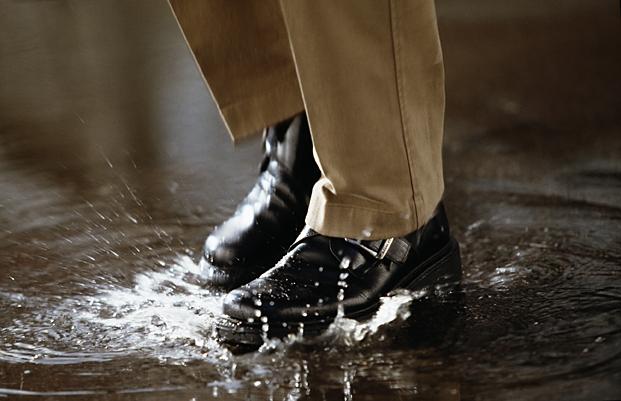 Как сделать чтобы обувь не стучала