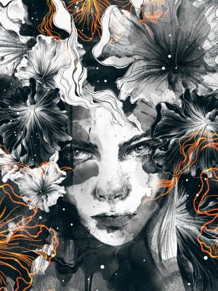 Удивительные иллюстрации Daryl Feril - 54 работы