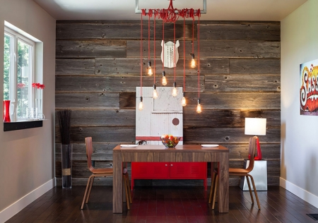 Dining room paneling ideas
