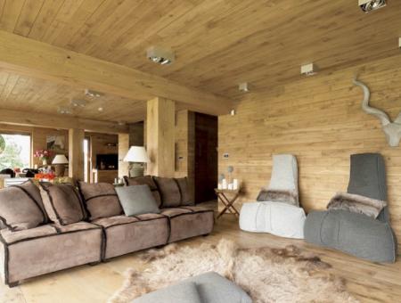 Интерьер из дерева (Деревянные интерьеры) - 39 Фото - Идеи для дома