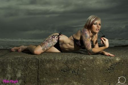 Tattoo Girls - 54 фотографии