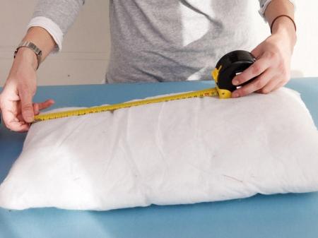 Цветочная подушка-  мастер-класс