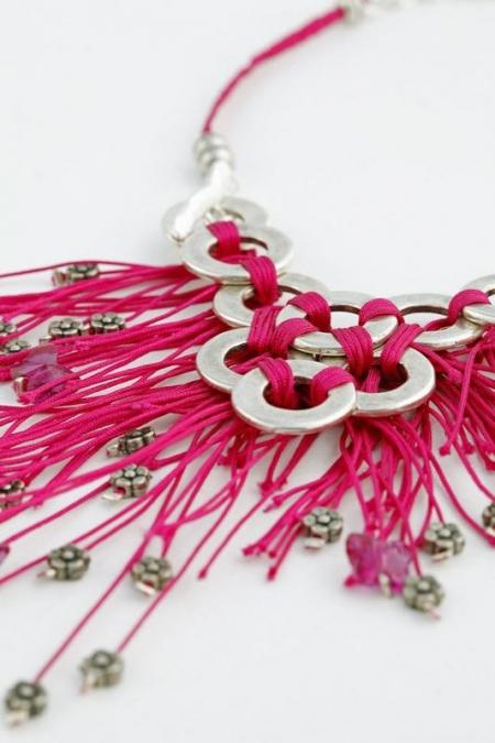 Бижутерия своими руками - Ожерелье