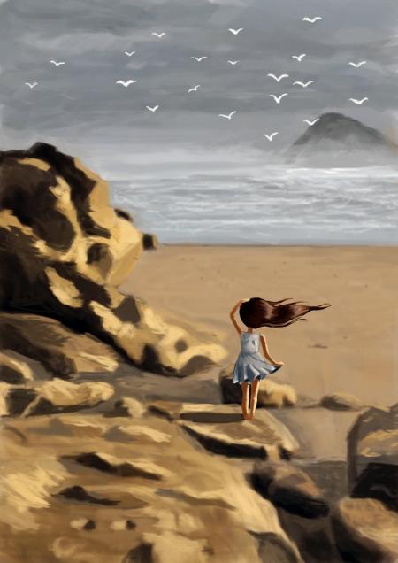 Художница под ником Freeminds - 65 рисунков