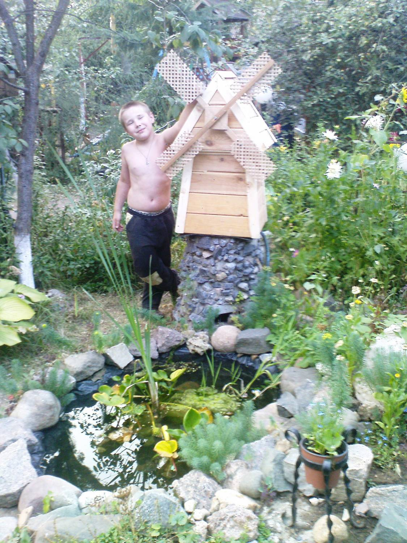 Мельница для сада своими руками. Лучшие идеи и мастер 52