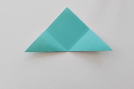 Бумажные цветы - техника оригами