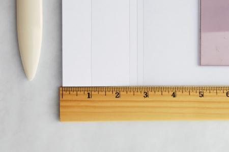 Альбом с завязками со сьемными страницами - мастер-класс