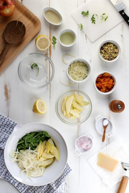 Фруктовый салат (рецепт салата)
