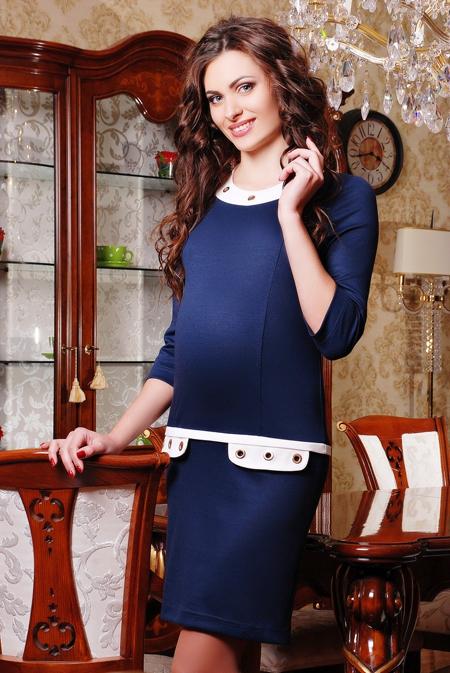 Стильные платья для будущих мам