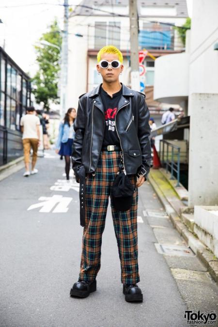 Уличная мода Токио (Tokyo Fashion) - 18 модных образов