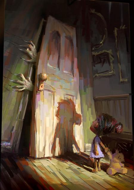 Сказочные работы Marco Bucci - 74 шт