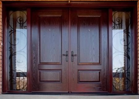 Виды элитных входных дверей, советы по выбору под заказ.