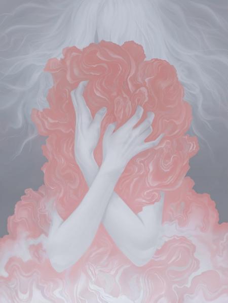 Потрясающие работы художника Miranda Meeks (Миранда Микс) - 36 работ
