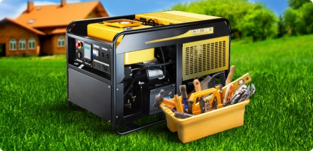 Обзор и рекомендации к покупке дизельных генераторов.