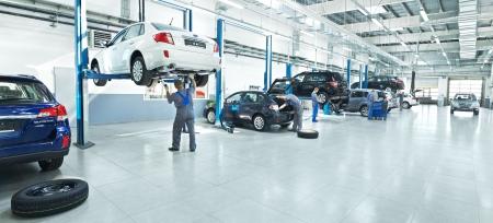 Современный учет автосервиса и автоматизация ремонта машин