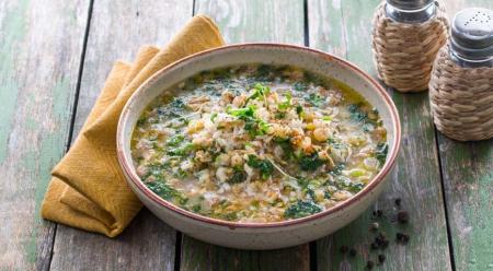 Суп Воспнапур (Рецепт) - Армянская кухня