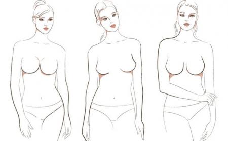 7 типов женской груди. Что твоя грудь расскажет о тебе!