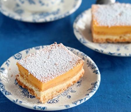 Лимонные пирожные (Рецепт)