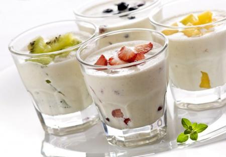 Натуральный домашний йогурт : просто и полезно