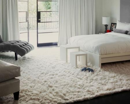 Как правильно подобрать ковёр?