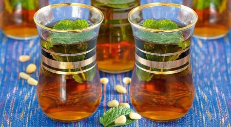 Марокканский чай (Рецепт)